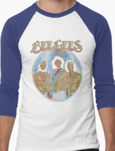Bee Gees DISCO BALL Men's Baseball ¾ T-Shirt