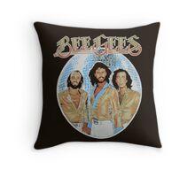 Bee Gees DISCO BALL Throw Pillow