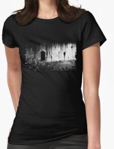 Entrance to melancholia Womens Fitted T-Shirt