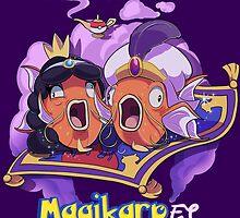 Magikarp-et Ride by TangolaDude