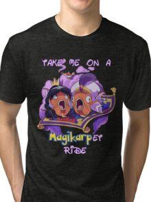 Magikarp-et Ride Tri-blend T-Shirt