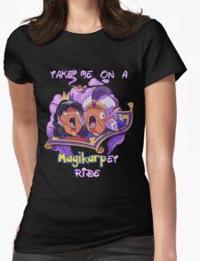 Magikarp-et Ride Womens Fitted T-Shirt
