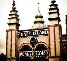 CONEY ISLAND by Jason Dymock Photography