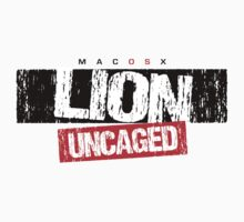 "Mac OS X Lion ""Uncaged"" by Alisdair Binning"