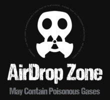 "Mac OS X Lion ""AirDrop Zone"" by Alisdair Binning"