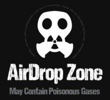 "Mac OS X Lion ""AirDrop Zone"" T-Shirt"