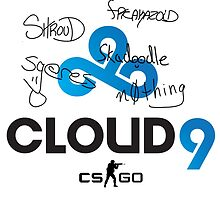 cloud9 signed players by adell88