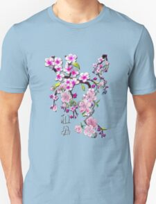 Japanese Cherry Blossoms Unisex T-Shirt