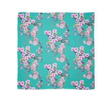 Japanese Cherry Blossoms Scarf