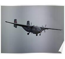 PZL M28 Skytruck Poster