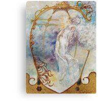 Awakening Angel Canvas Print