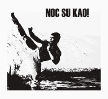 Kickboxer - Noc Su Kao! (White Warrior)