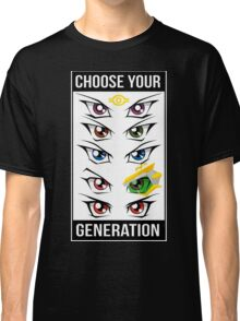 Yu-Gi-Oh! Eyes Classic T-Shirt