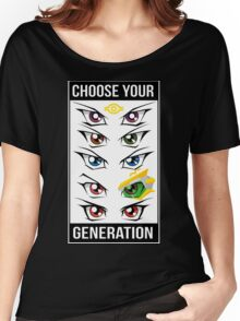 Yu-Gi-Oh! Eyes Women's Relaxed Fit T-Shirt