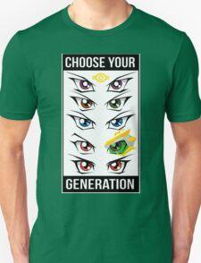 Yu-Gi-Oh! Eyes Unisex T-Shirt