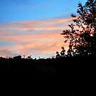 Sunset at Beech Mountain by James J. Ravenel, III