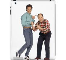 George and Jerry iPad Case/Skin