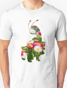 Meganium used petal blizzard Unisex T-Shirt