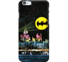 Spraypaint Gotham iPhone Case/Skin