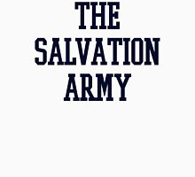 salvation army college navy blue Unisex T-Shirt