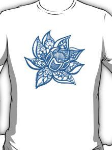 lotus_blue T-Shirt