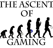 The Ascent of Gaming by Chris Bryer