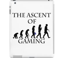 The Ascent of Gaming iPad Case/Skin