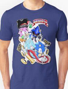 Sonic CD 22nd Anniversary T-Shirt