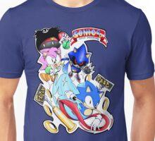 Sonic CD 22nd Anniversary Unisex T-Shirt