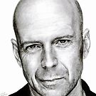 Bruce Willis by Richie Francis
