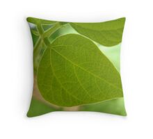 LONDON GARDEN 4 - Life Can Be Green In London ... If You Want It To Be ! Throw Pillow
