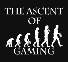 THE ASCENT OF GAMING #2 by Chris Bryer