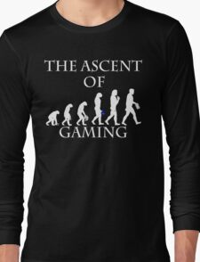 THE ASCENT OF GAMING #2 Long Sleeve T-Shirt