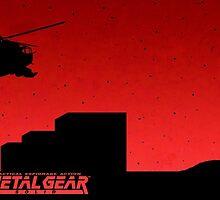 Metal Gear Solid || Wallpaper by Mattbrush