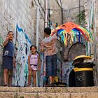 Palestinian children by dominiquelandau