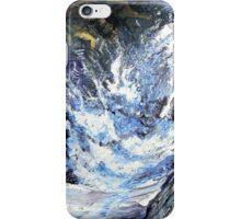White Water Series. iPhone Case/Skin