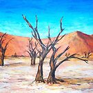 DeadVlei- Namibia  by Mary Sedici