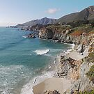 BIG SUR 1 by Till  Baron von Grotthuss