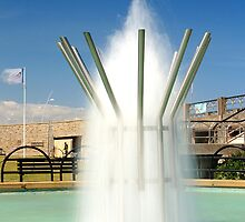 Fountain on the Prom by Harry Purves