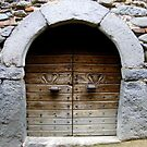 Ancient Italian Doorway... by eithnemythen