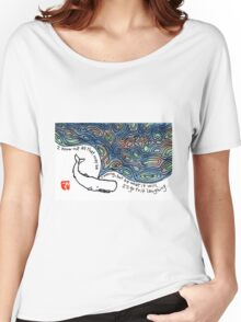 Moby Dick v.3 Women's Relaxed Fit T-Shirt