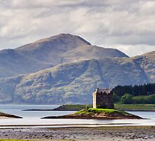 Castle Stalker (square) by PigleT