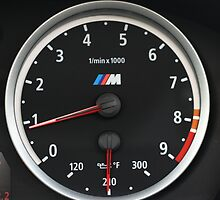 2007 BMW M6RPMMMMMMMMMM by Daniel  Oyvetsky