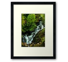 Torc Waterfall Framed Print