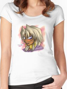 Marik - T-Shirt/Pillow Women's Fitted Scoop T-Shirt