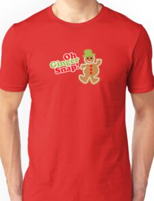 Oh Ginger Snap! Unisex T-Shirt