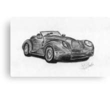 Morgan Aero  - Sports Car Canvas Print