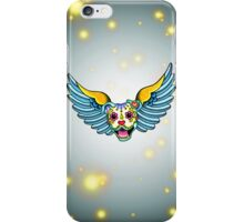 All Pit Bulls go to Heaven iPhone Case/Skin