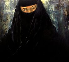 Burqa by Monica Vanzant