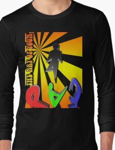 The Art form of Yoga # 2 Long Sleeve T-Shirt